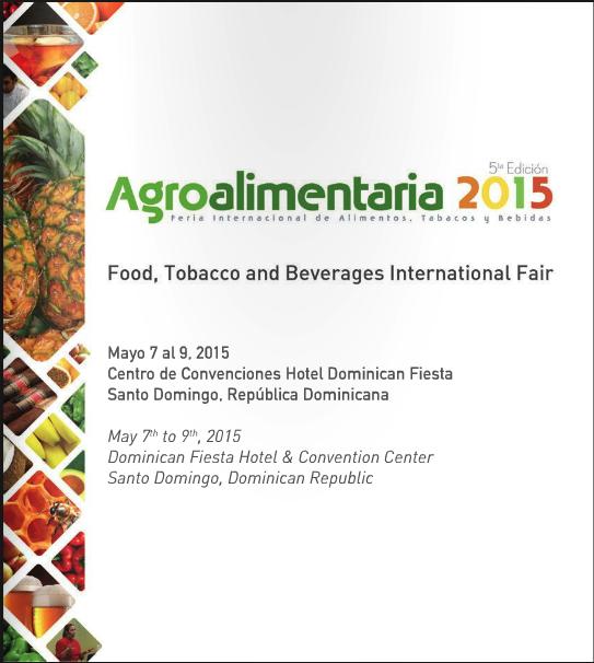Brochure Agroalimentaria 2015